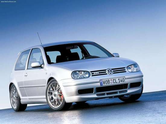 Golf GTI IV - VW Golf GTI