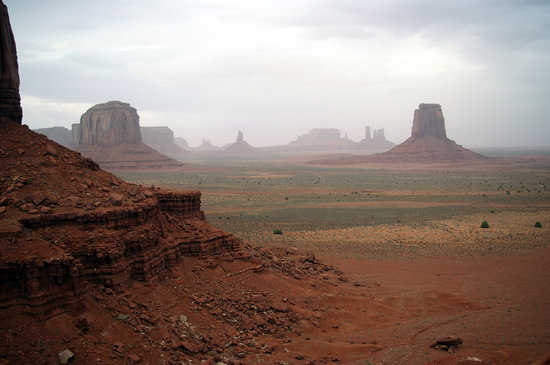 USA - Monument Valley 02