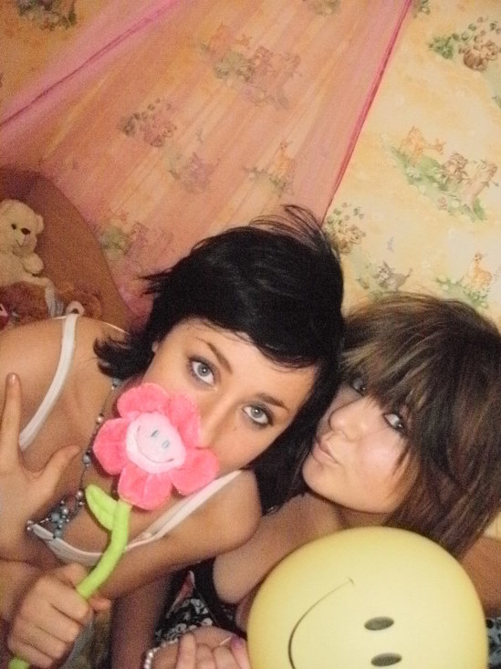I'ma with best friend;]* love you