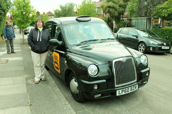 London Cab'as